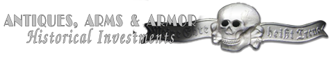 Antiques Arms and Armor